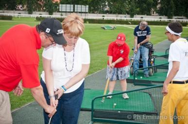 golf senza barriere
